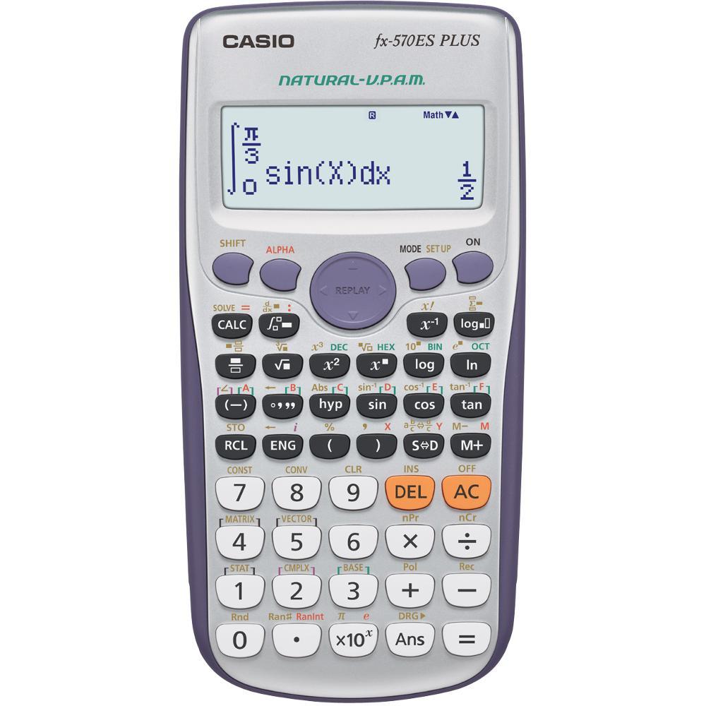 FX 570 ES PLUS CASIO