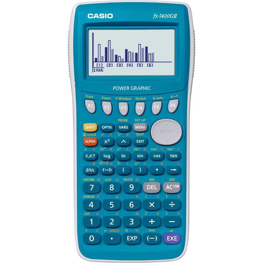 FX 7400 G II CASIO