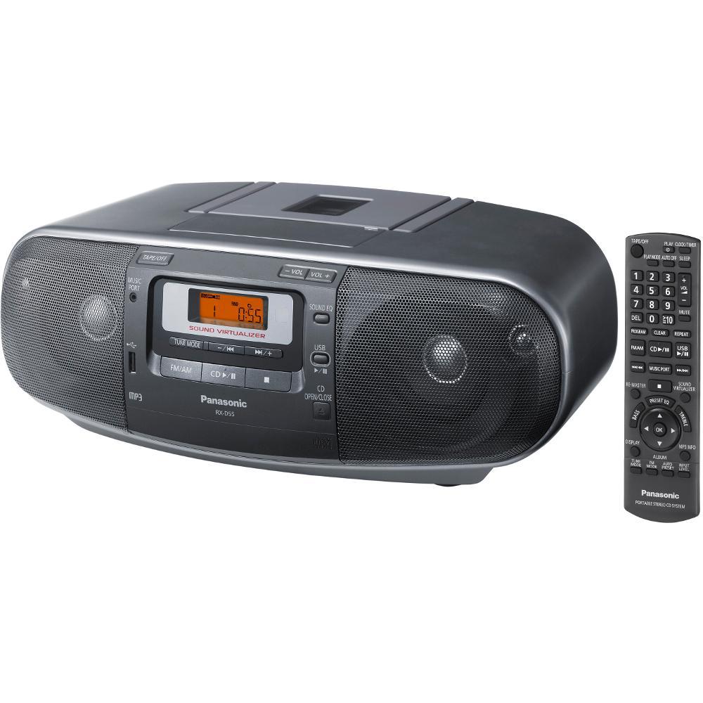 RX D55EG-K RDMG S CD PANASONIC