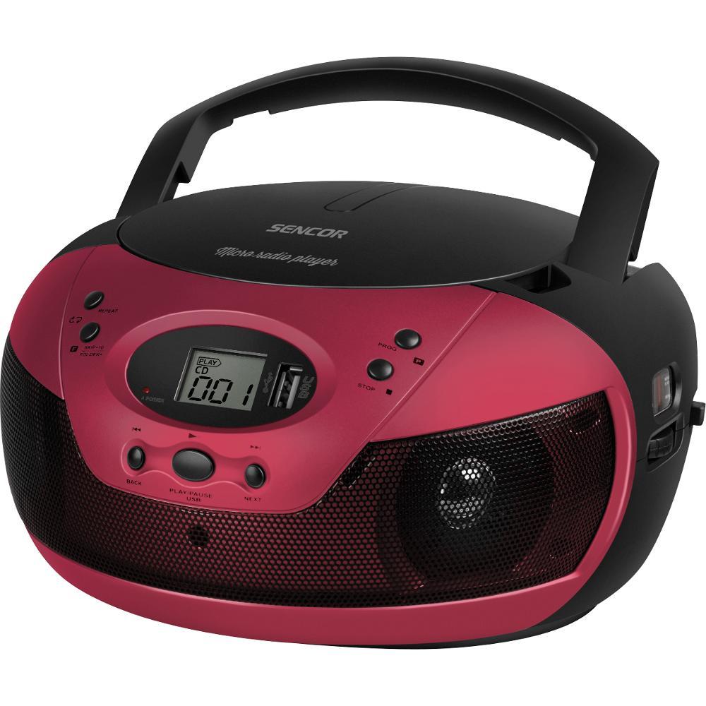 SPT 229 M RADIO S CD/MP3/USB SENCOR