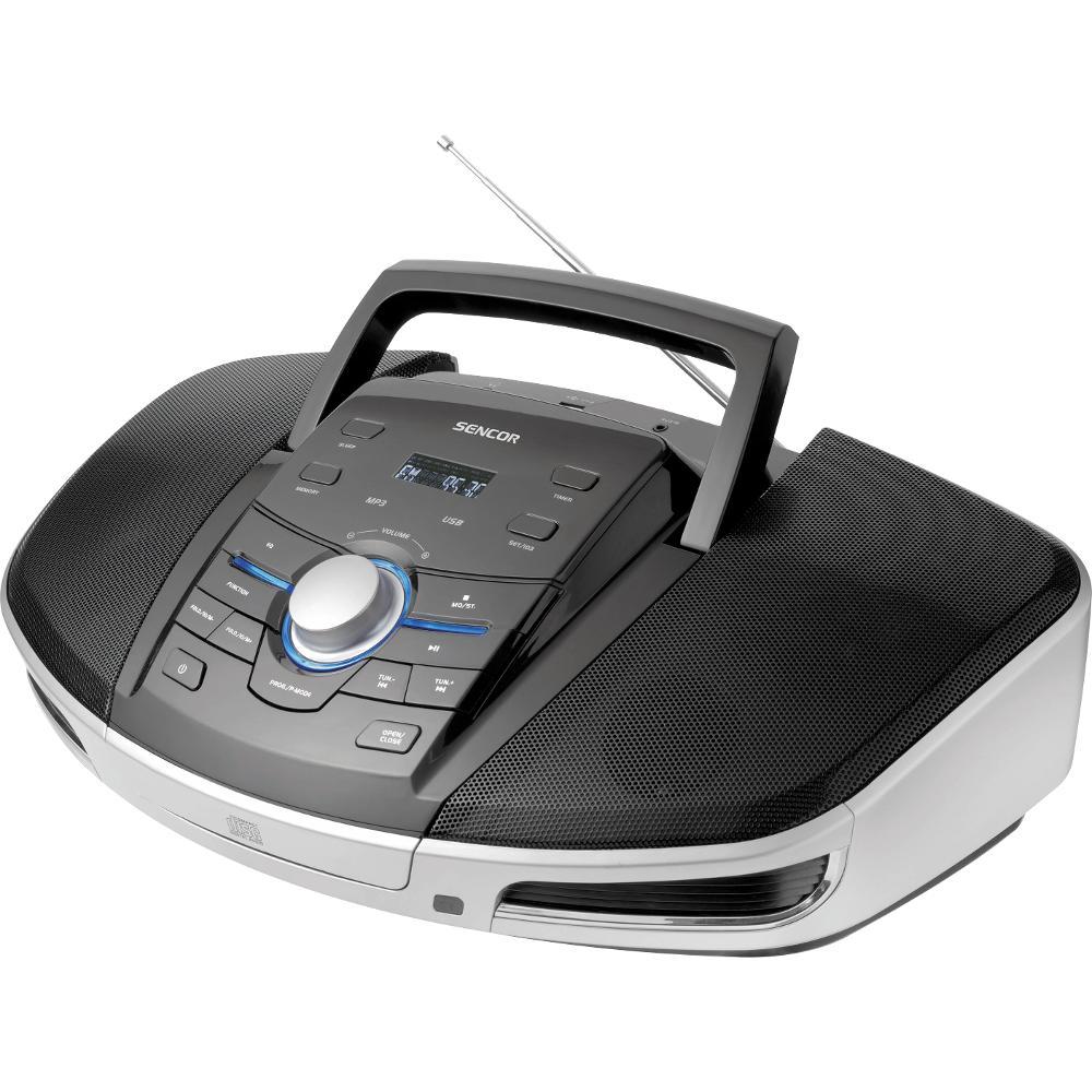 SPT 280 Rádio s CD/USB/MP3 SENCOR