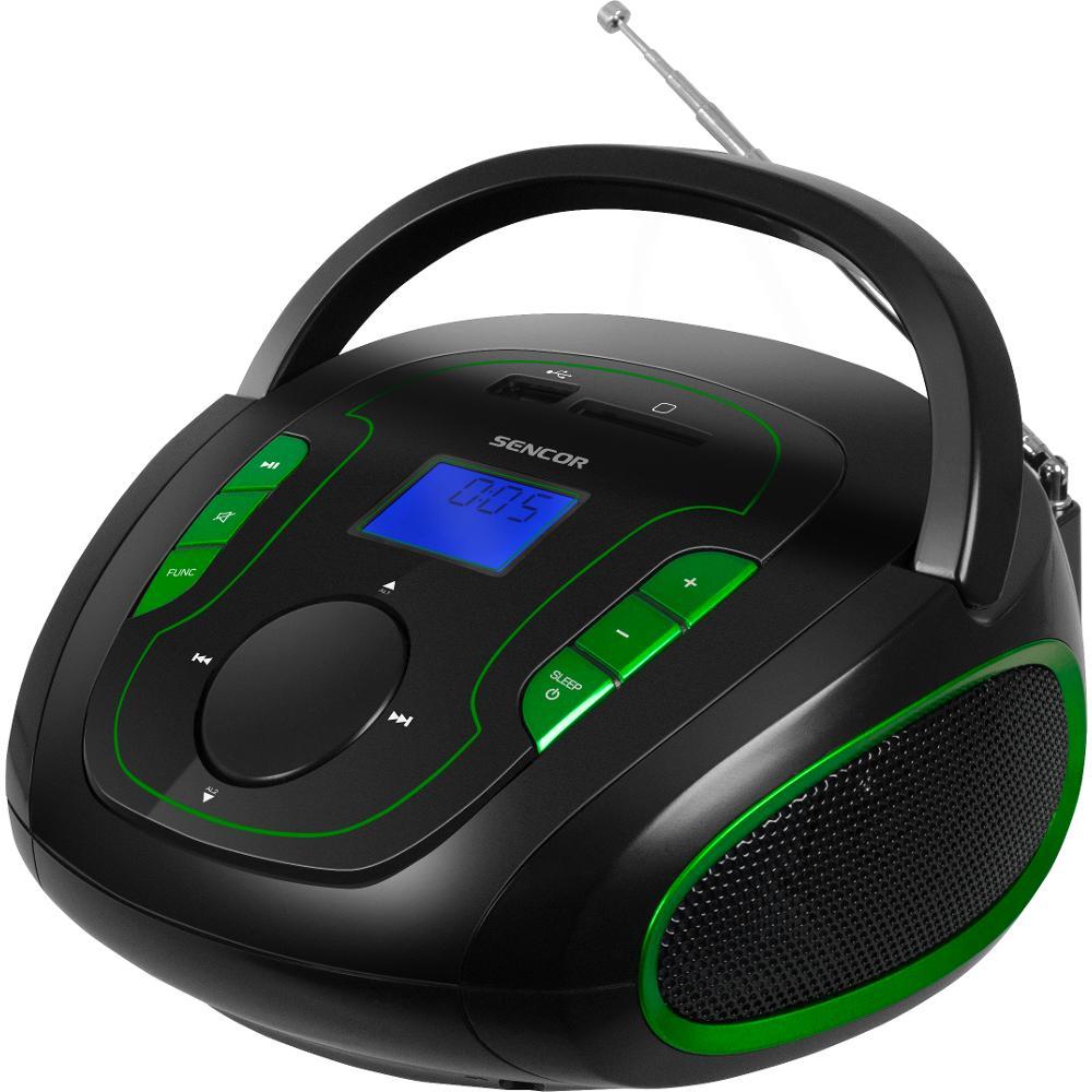 SRD 230 BGN RÁDIO S USB/MP3 SENCOR