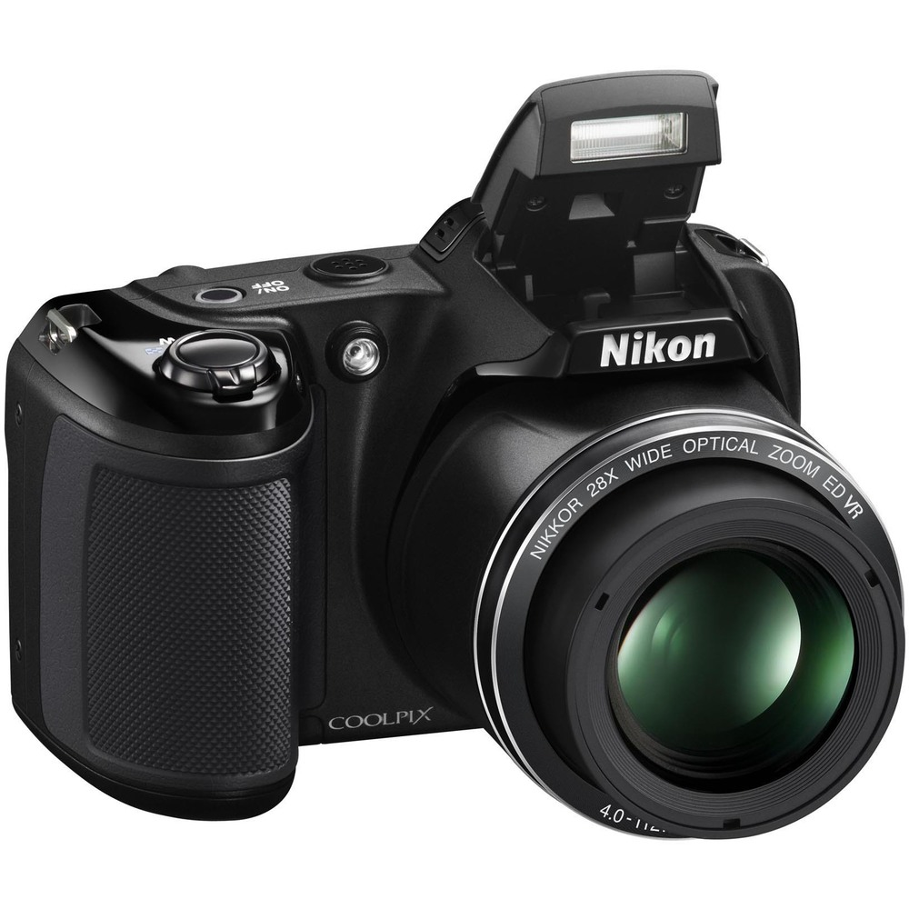 COOLPIX L340 BLACK NIKON