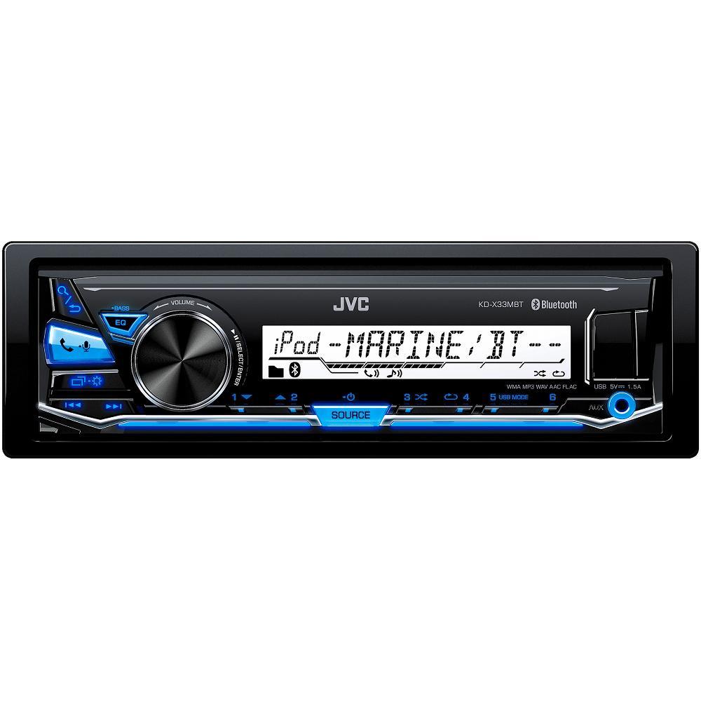 KD X33MBT AUTORÁDIO BT/USB/MP3 JVC