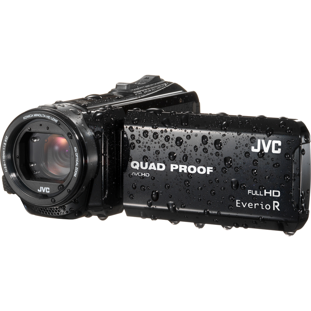 GZ R415B FULL HD VODOTĚSNÁ KAMERA JVC