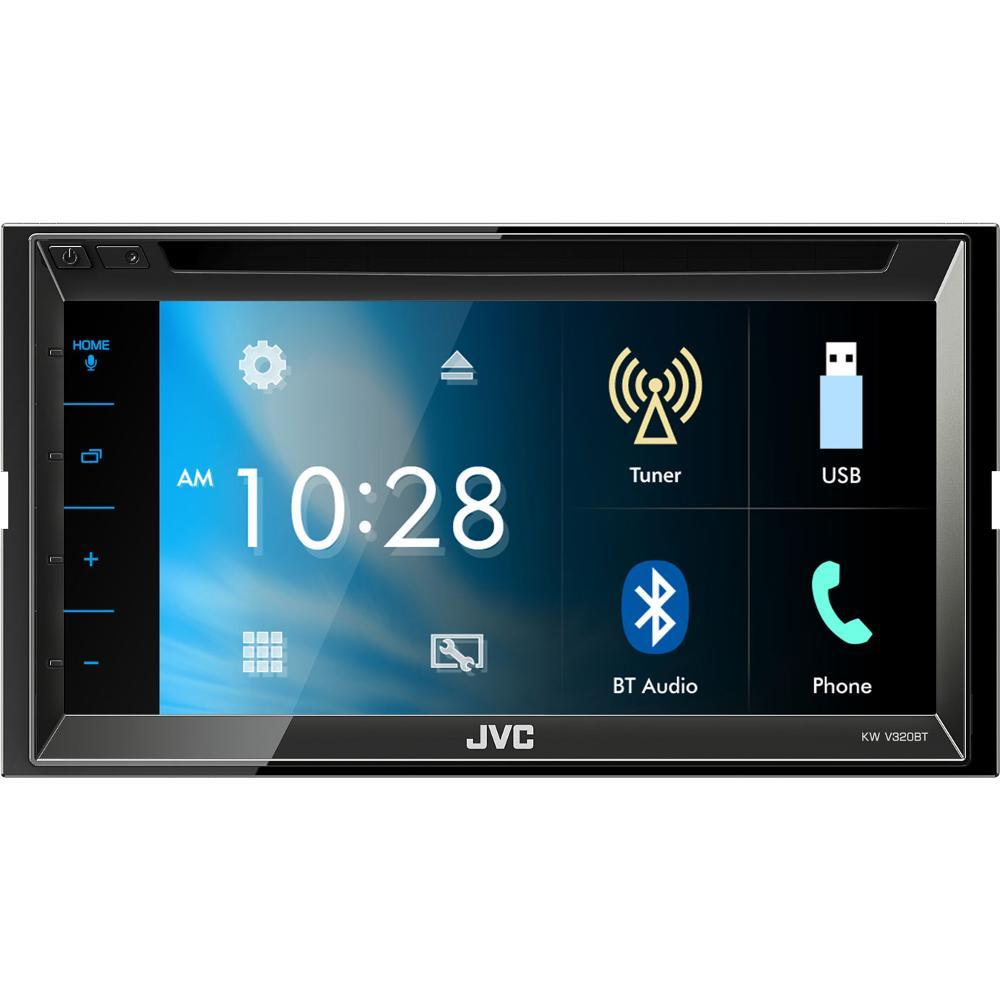 KW V320BT 2DIN BT AUTORÁDIO S DVD JVC