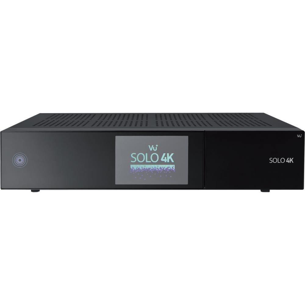 VU+ SOLO 4K + 1 TB HDD sat.přijímač VU+