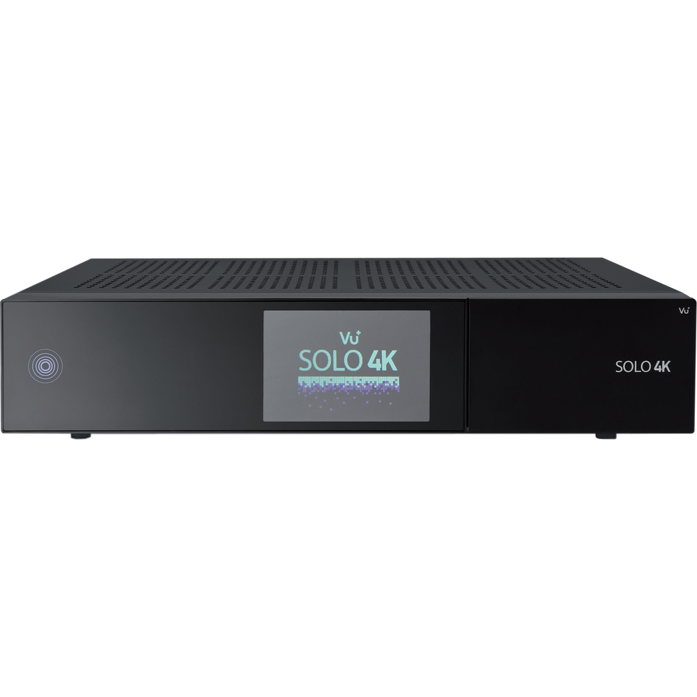 VU+ SOLO 4K sat.přijímač UHD/4K VU+