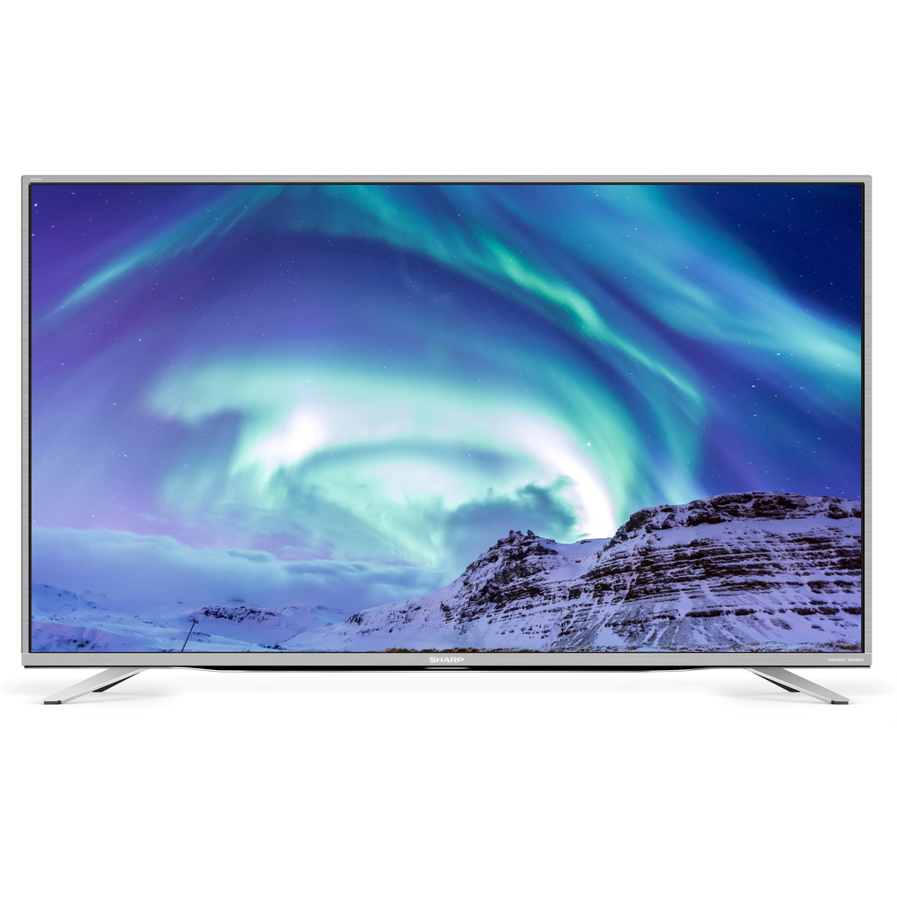 LC 55CUF8472 UHD 600Hz, SMART H265 SHARP