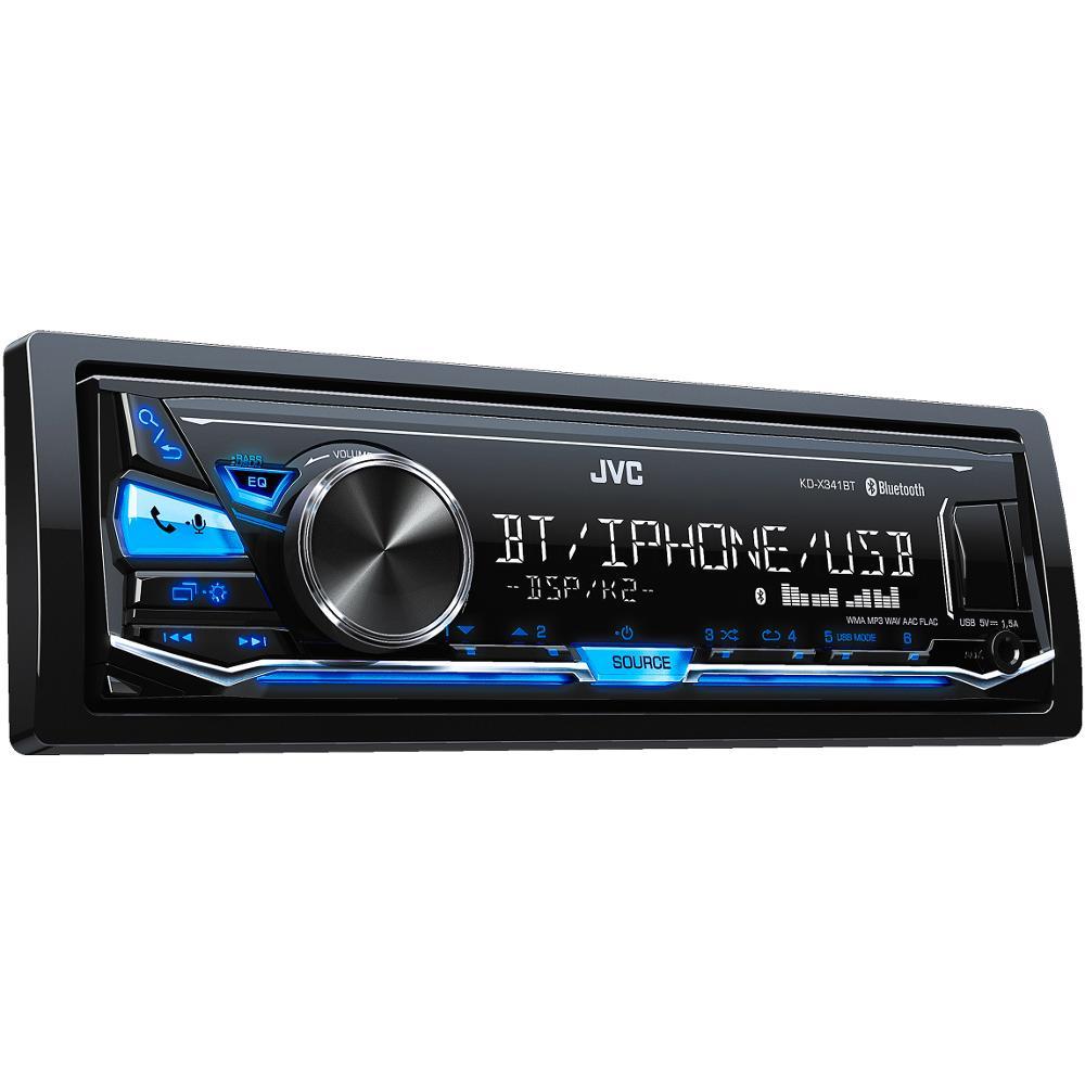 KD-X341BT AUTORÁDIO BT/USB/MP3 JVC