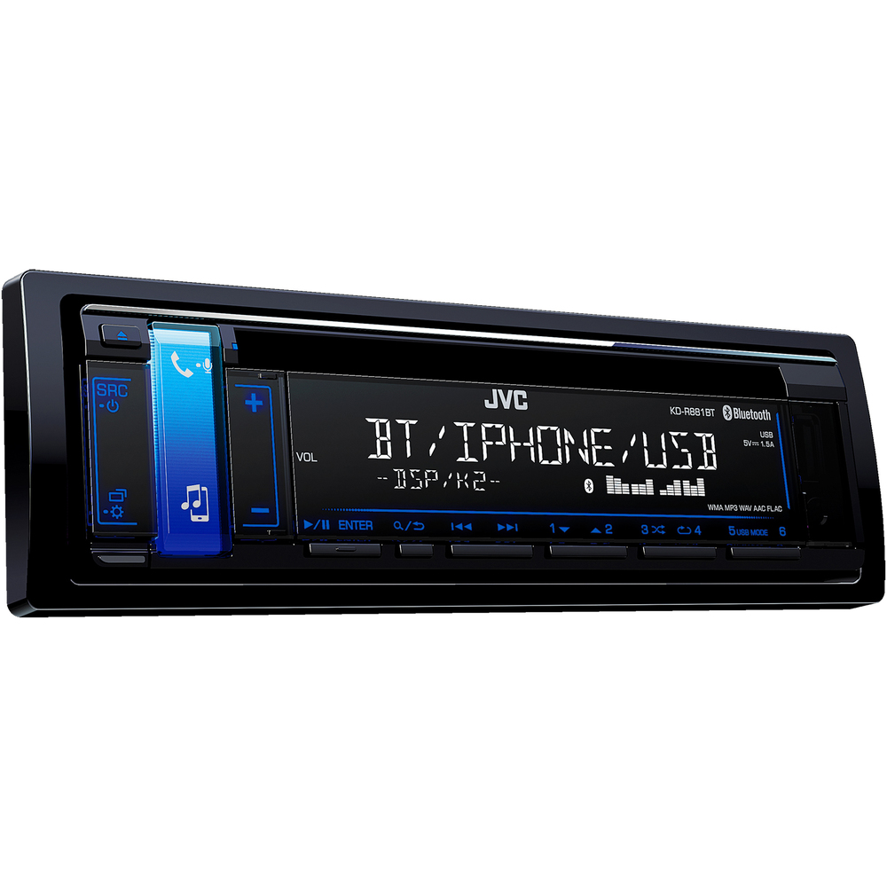 KD-R881BT AUTORÁDIO S CD/MP3/BT JVC