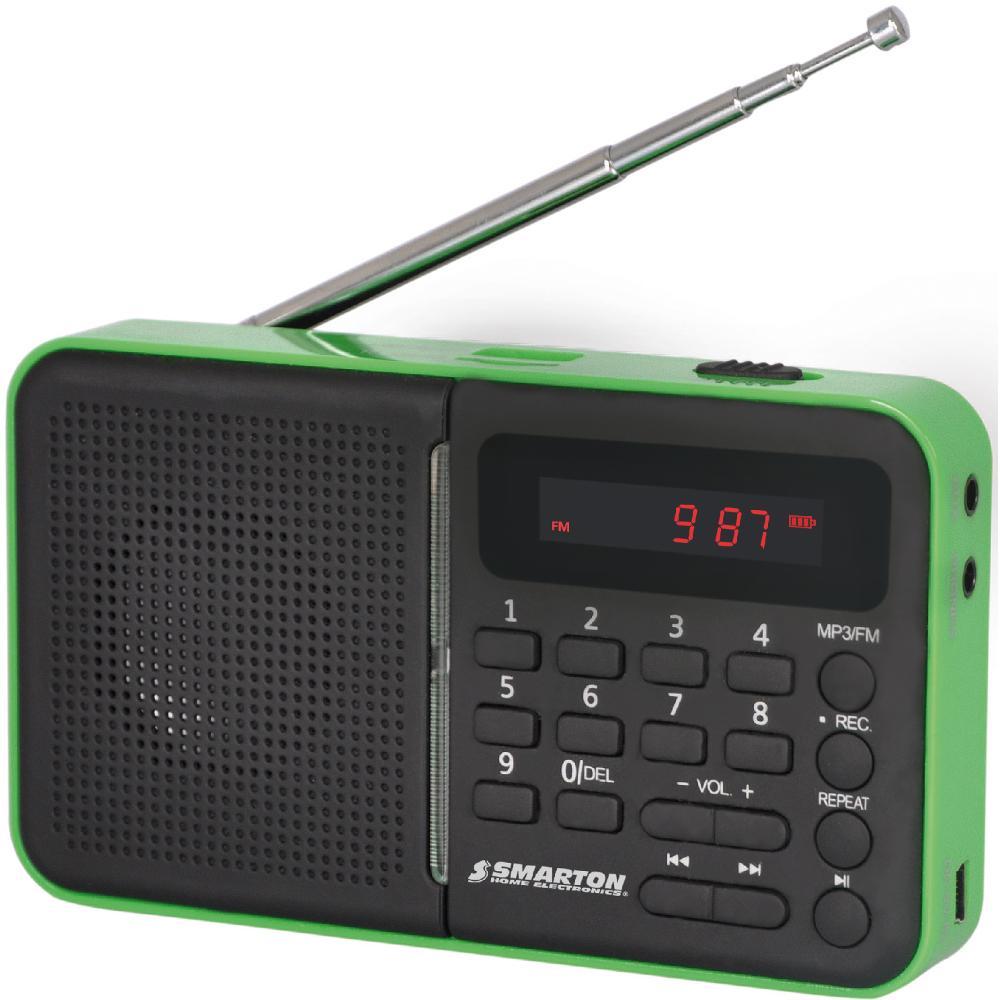 SM 2006 RÁDIO S USB/MP3 SMARTON