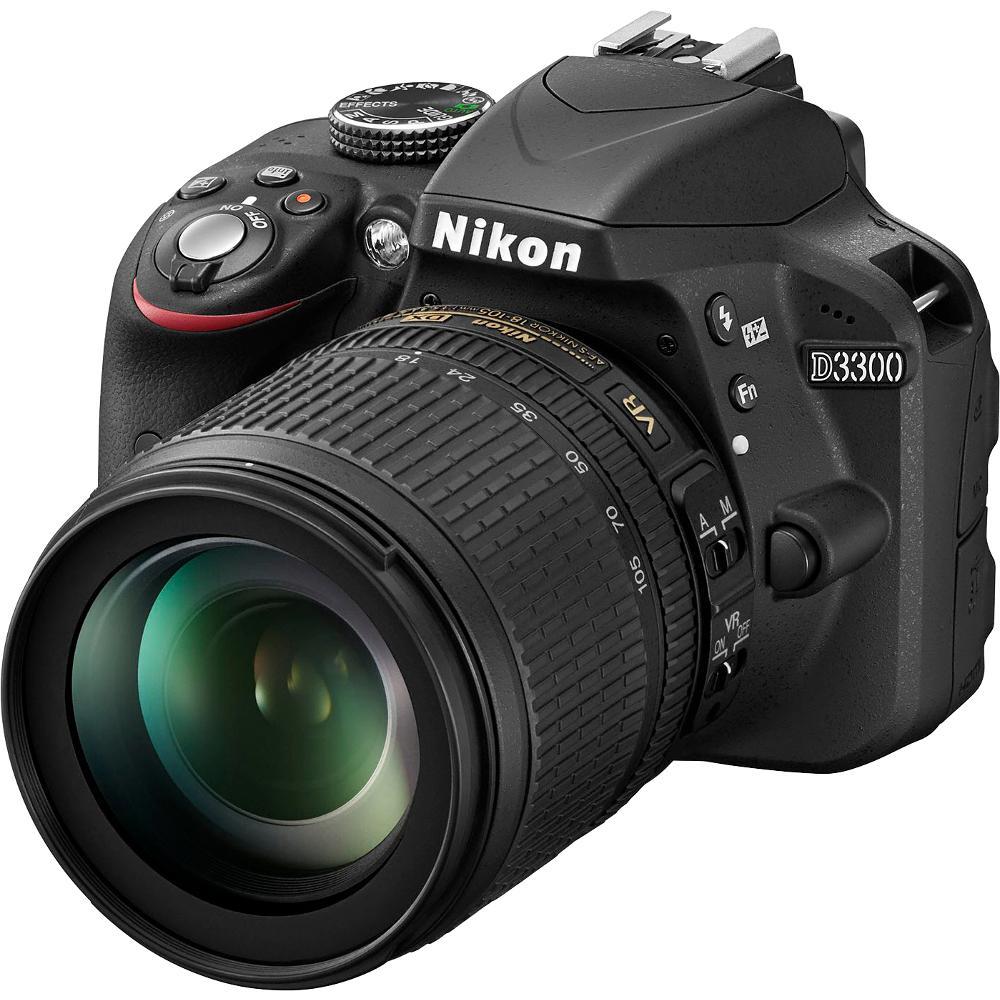 D3300 + 18-105 VR NIKON