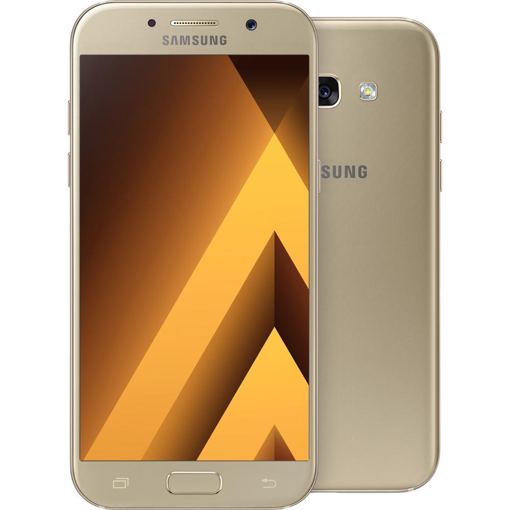 SM A520F Galaxy A5 2017 Gold SAMSUNG