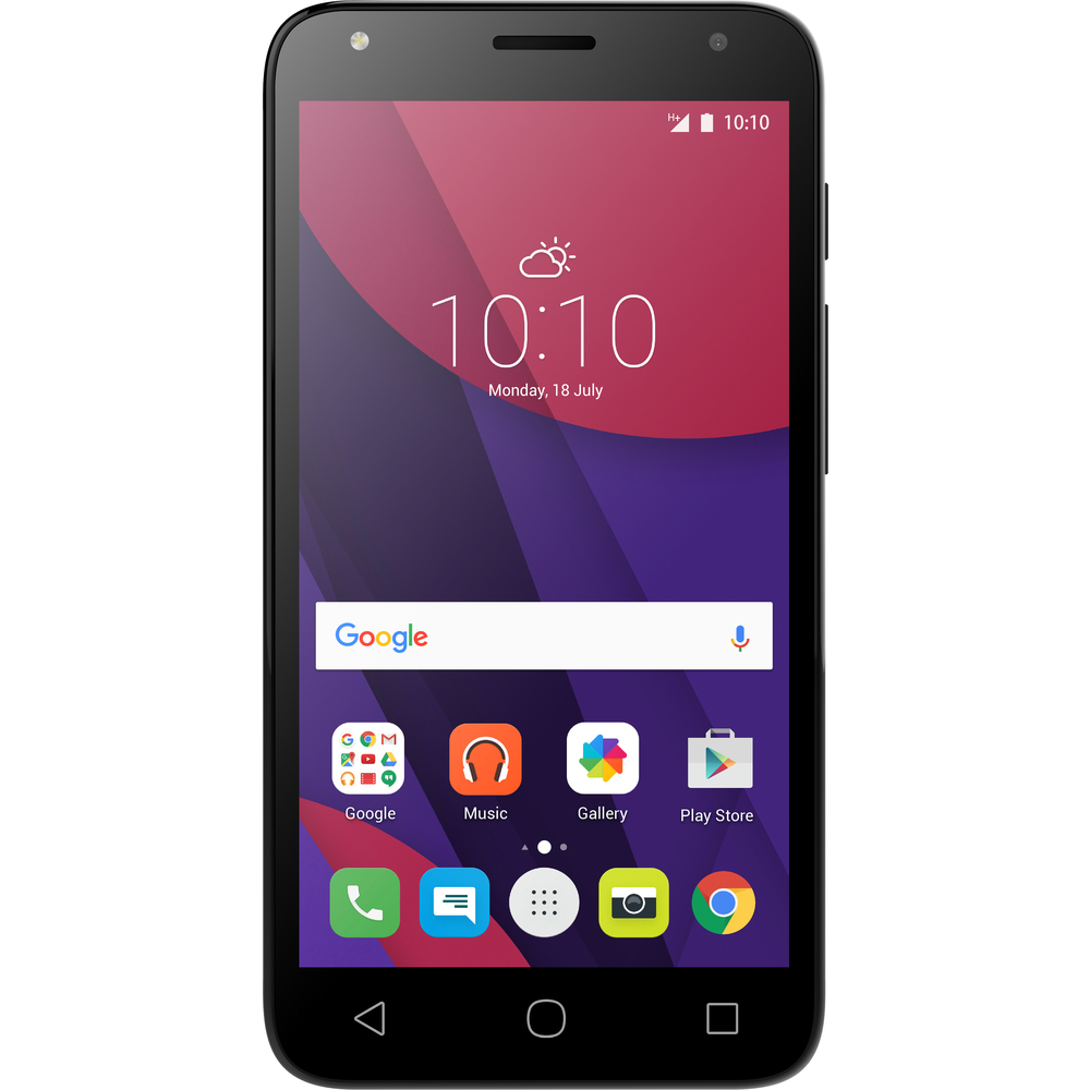 ONETOUCH 5010D PIXI 4 BLACK ALCATEL