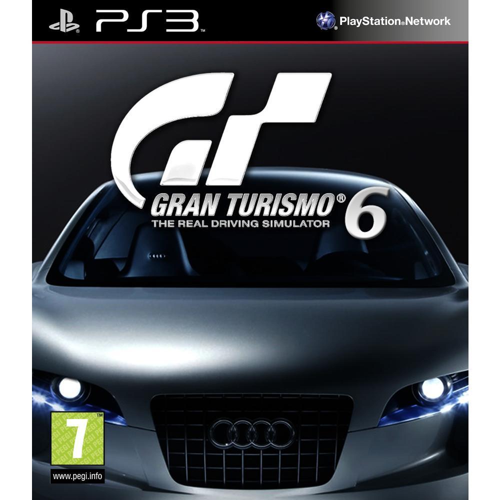 Gran Turismo 6 hra PS3 SONY