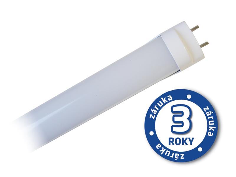 TIPA LED zářivka lineární T8, 9W, 4000-4500K, 60cm, mléčná + startér LZ01