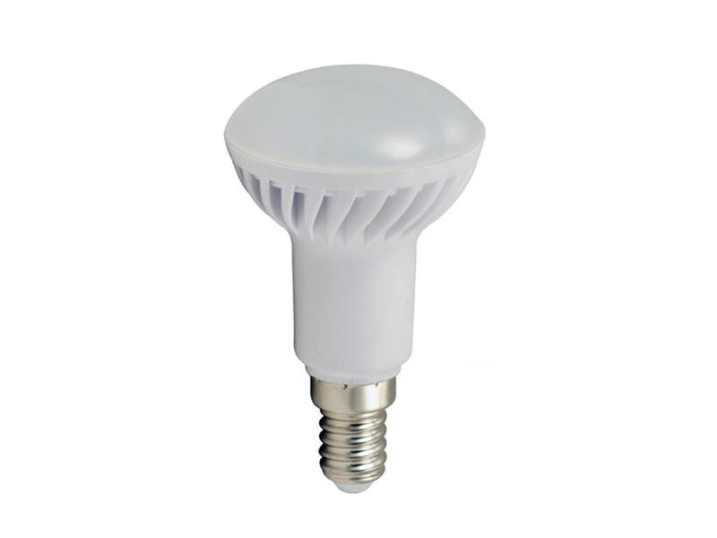 Žárovka LED R50 E14 5W bílá teplá SOLIGHT