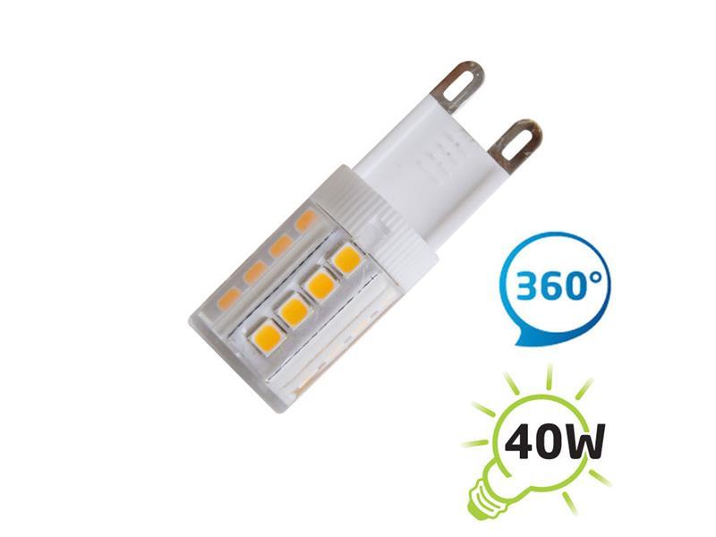 Žárovka LED G9 4W bílá přírodní TIPA