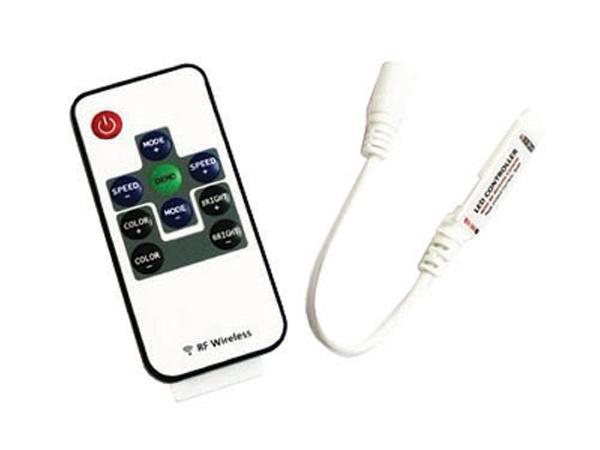 TIPA RGB kontroler pro RGB LED pásky, RF - mini OLP06