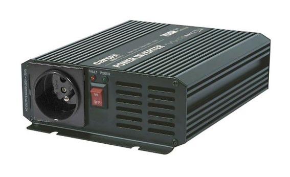 Měnič napětí 24V/230V 700W CZ CARSPA