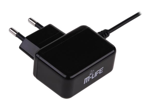 Nabíječka GSM M-LIFE micro USB 230V