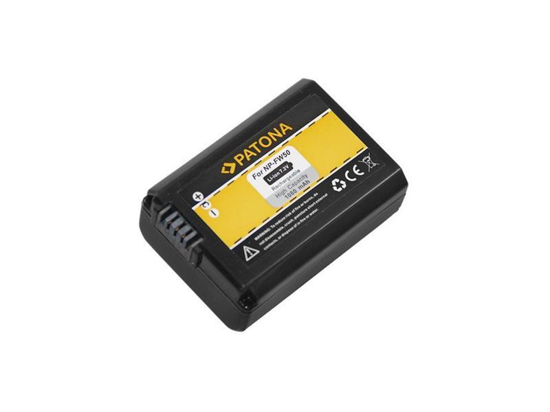 Baterie SONY NP-FW50 950mAh PATONA PT1079