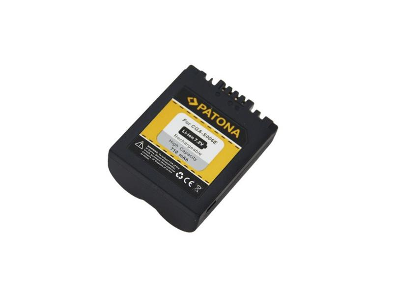 Baterie PANASONIC CGA-S006E 710mAh PATONA PT1042
