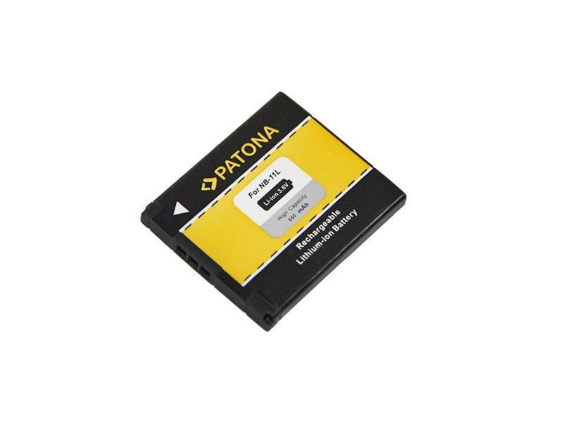 Baterie CANON NB11L 550mAh PATONA PT1108