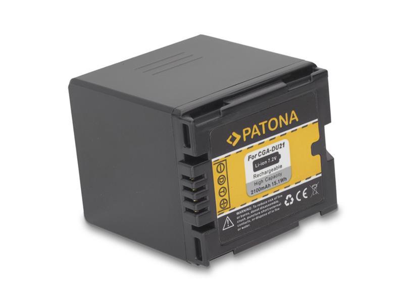 Baterie PANASONIC CGA-DU21 2100mAh PATONA PT1046