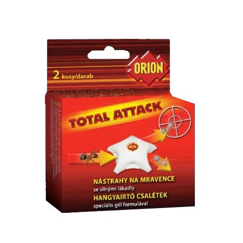 Nástraha na mravence Total attack 2 kusy