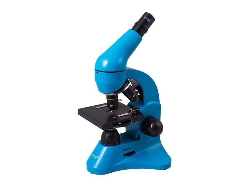 Mikroskop LEVENHUK RAINBOW 50L modrá