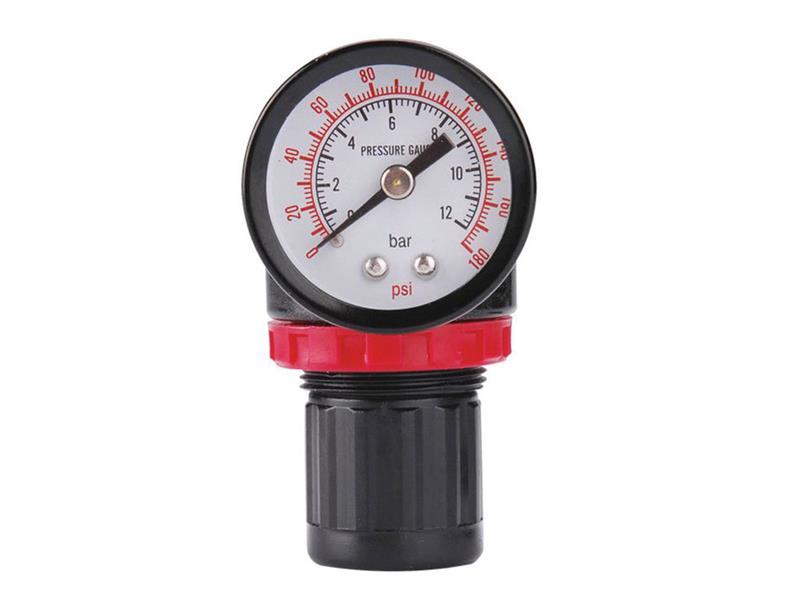 Regulátor tlaku s manometrem max. prac. tlak 8bar (0,8MPa) EXTOL PREMIUM