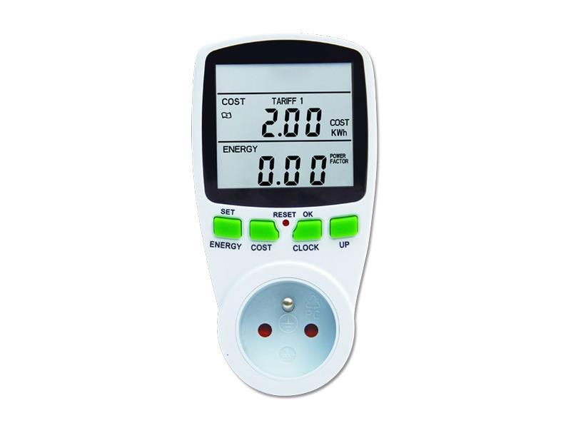 Digitální měřič spotřeby el. energie, DT25