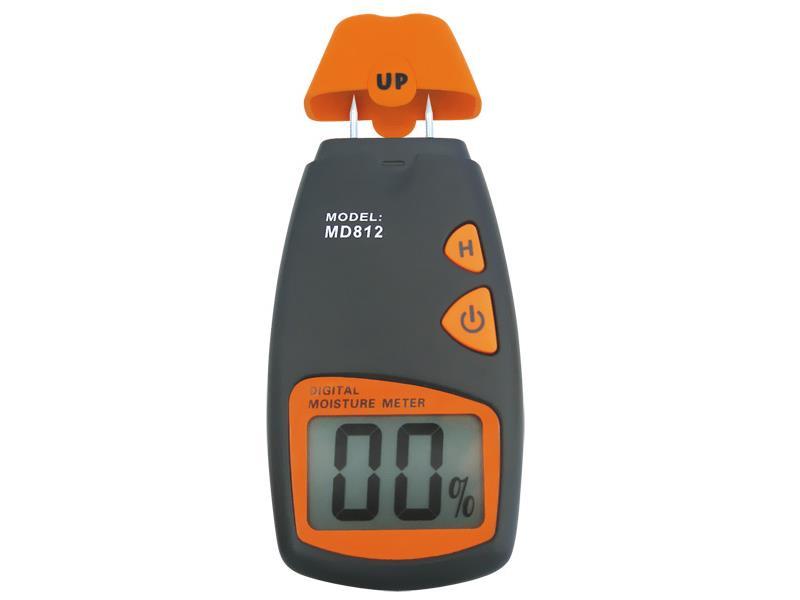 Měřič vlhkosti dřeva MD812 - vlhkoměr