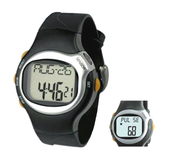 Hodinky s měřením pulsu/pulzu/tepu Sporttester PW06