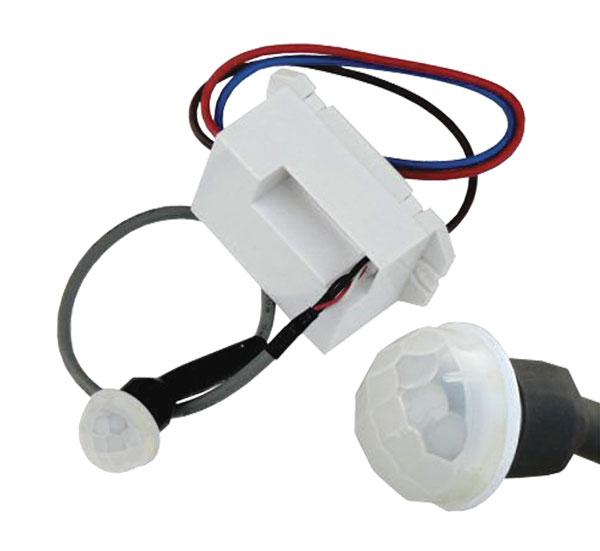 PIR senzor (pohybové čidlo) ST24 oddělené