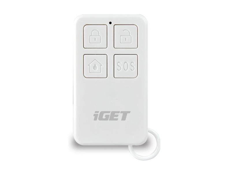 Ovládání dálkové iGET SECURITY M3P5