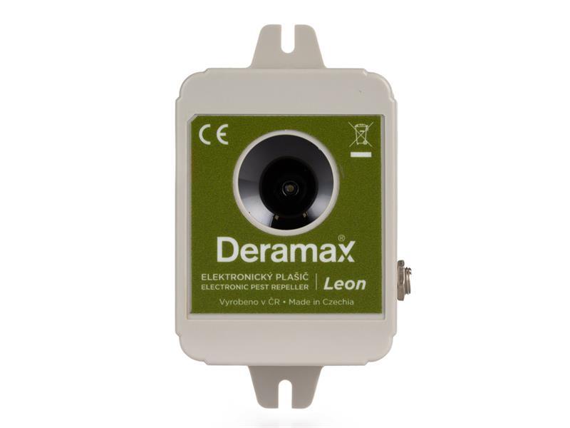 Odpuzovač Deramax Leon - plašič divoké zvěře
