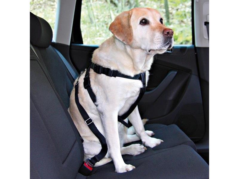 Postroj pro psy TRIXIE do auta XL (80-110 cm)