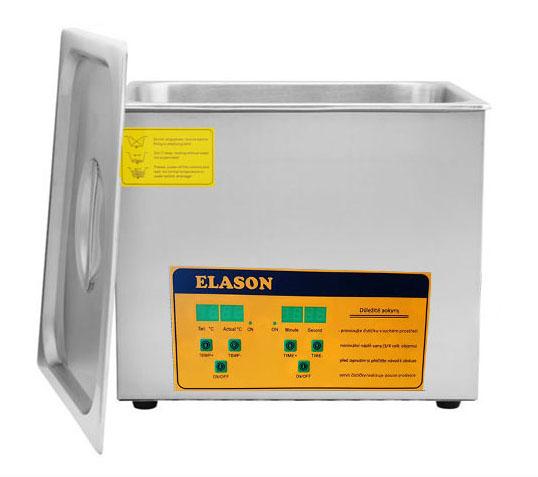Čistička ultrazvuková ELASON 3L digitální