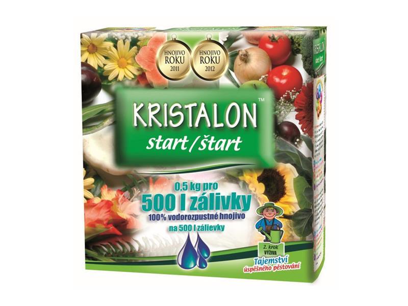 Hnojivo krystalické KRISTALON START 0.5 kg