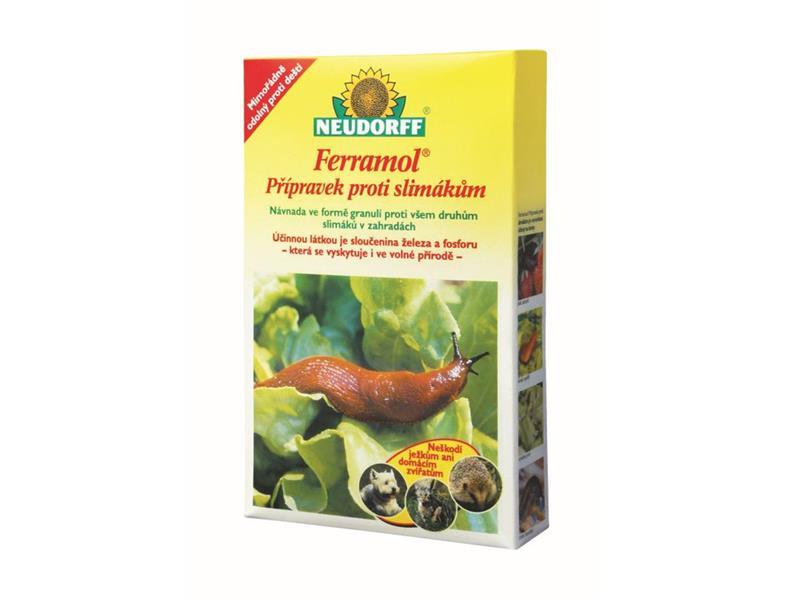 Přípravek proti slimákům NEUDORFF FERRAMOL 1 kg