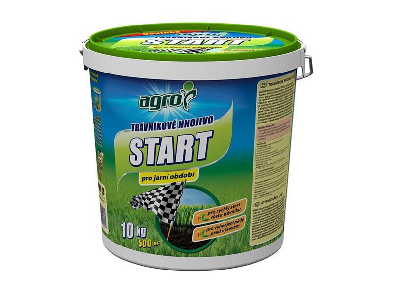 Hnojivo trávníkové AGRO START 10 kg