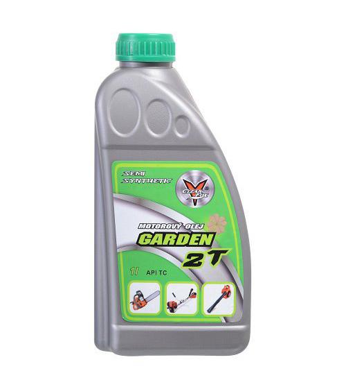 Olej motorový GARDEN 2T API TC