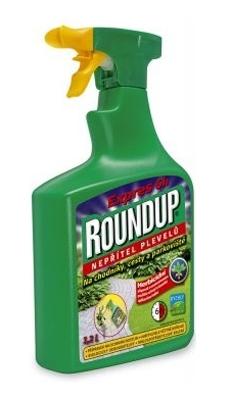 Herbicid ROUNDUP EXPRES 6h 1.2L rozprašovač na chodníky