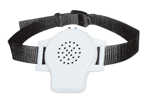 Obojek elektronický výcvikový proti štěkání DOG-B02 se záznamem hlasu