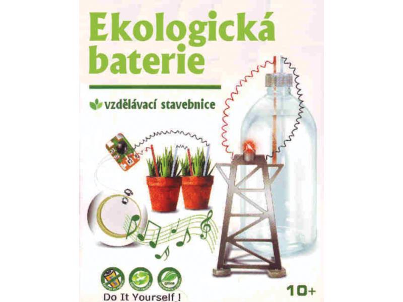 Stavebnice Ekologická baterie Enviro Battery