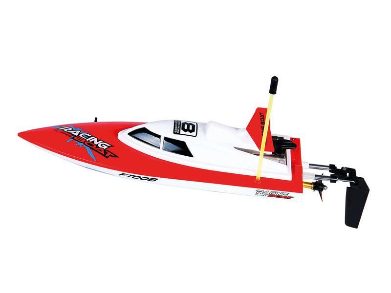 RC model loď BUDDY TOYS BRB 2801 červená