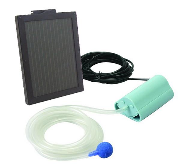 Solární provzdušňovač pro jezírka SP03